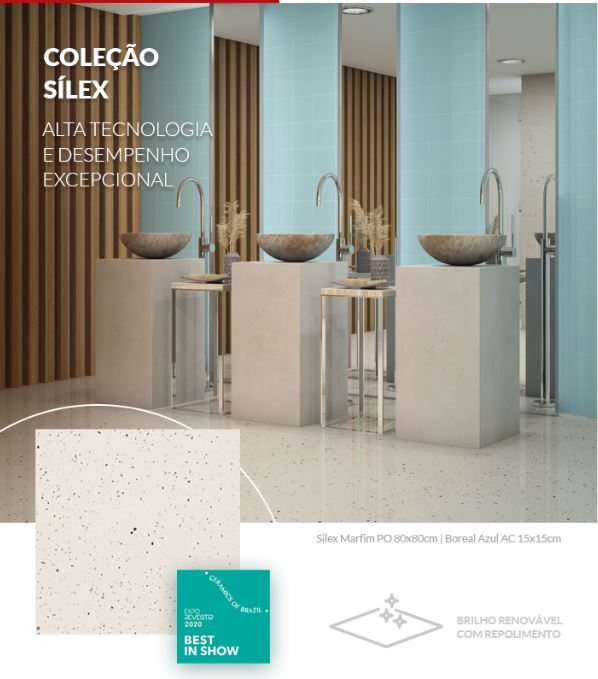 Sílex Collection: High technology and exceptional performance