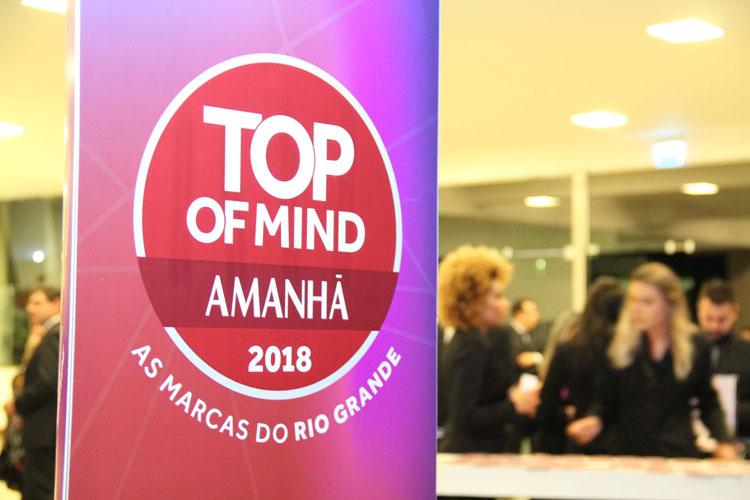 Eliane Revestimentos conquista prêmio Top Of Mind RS